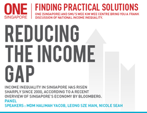 Reducing the Income Gap