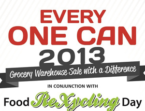 Every ONE Can 2013