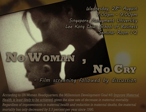 Film Screening 'No Woman