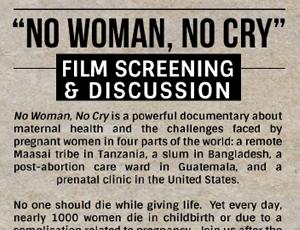 No Woman, No Cry Film Screening